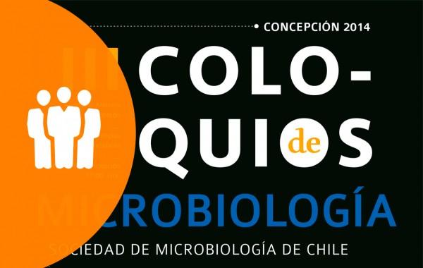 III Coloquio de Microbiología-Concepción