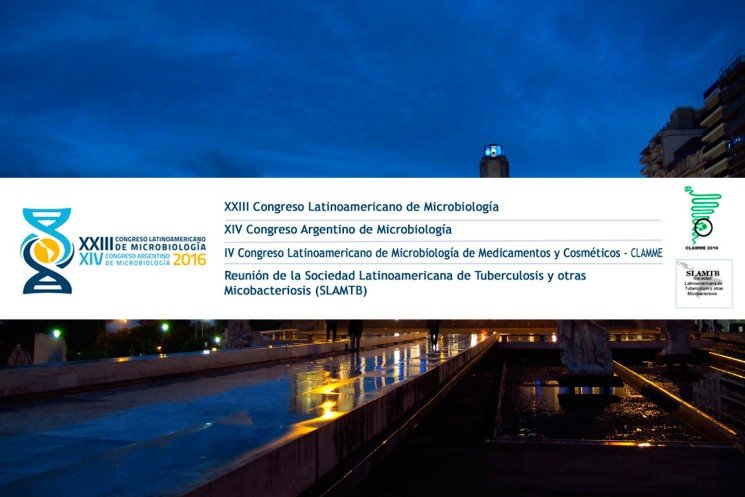 XXIII Congreso Latinoamericano de Microbiología