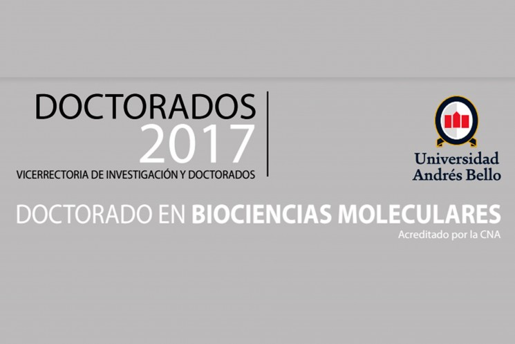 Doctorado en Biociencias Moleculares de la Universidad Andrés Bello