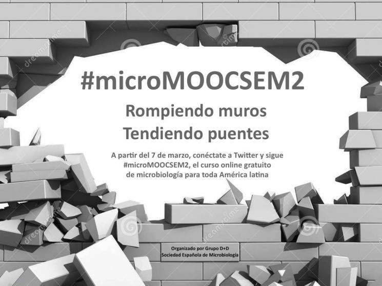 Comienza la cuenta atrás: ya está anunciado en I&C, primer curso online de Microbiología, gratuito vía twitter para España y toda Latinoamérica.