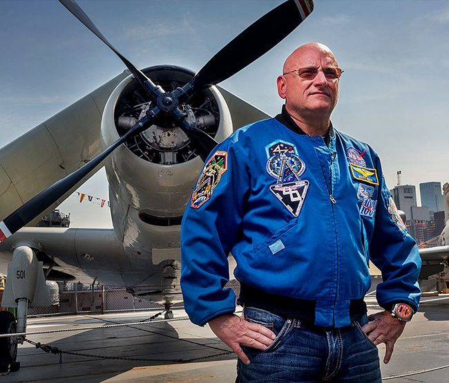 How a year in space affected the bacteria in Scott Kelly's gut