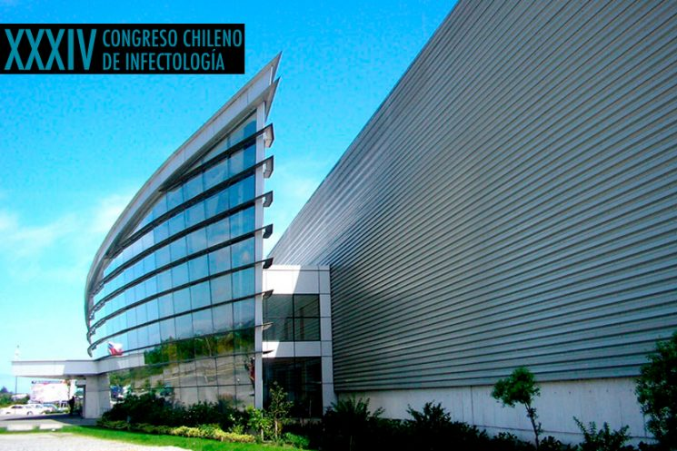 Invitación XXXIV Congreso Chileno de Infectología