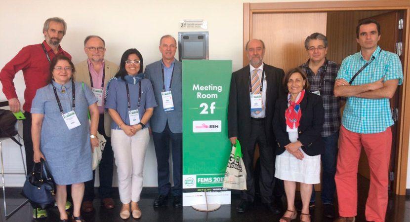 Destacada participación chilena en FEMS 2017