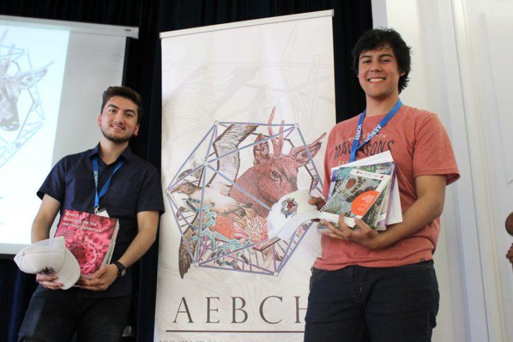 SOMICH entrega auspicio a Asociación de Estudiantes de Biología de Chile (AEBCH)