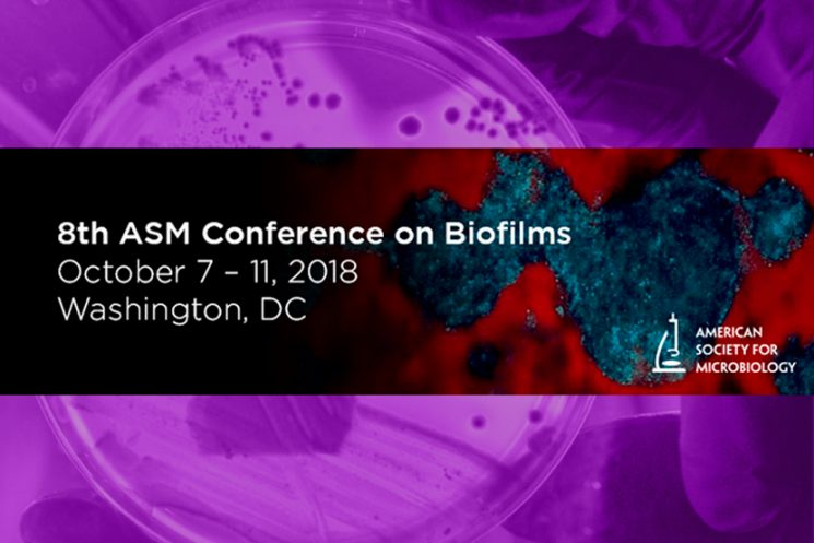2018 ASM Conference on Biofilms