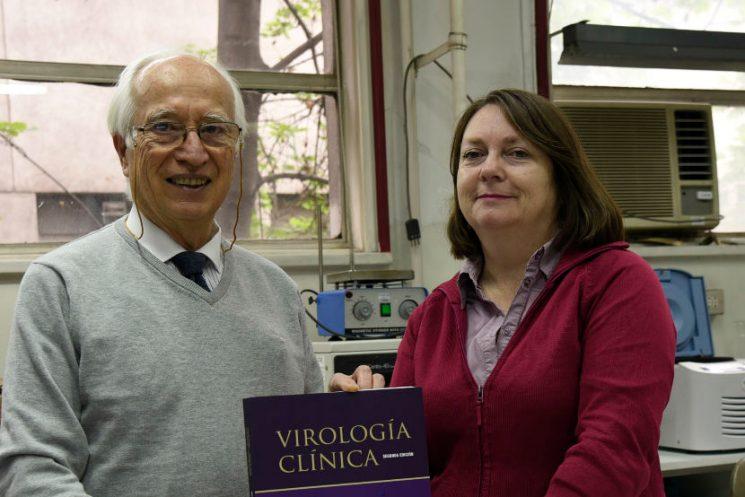Segunda edición de Virología Clínica sale a la luz