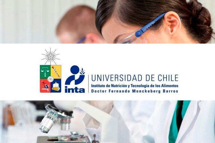 Laboratorio de Microbiología y Probióticos del INTA requiere profesional para proyecto FONDEF