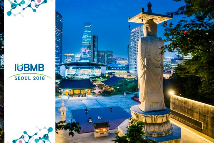 YOUNG SCIENTIST PROGRAM (YSP) 2018 at the IUBMB-FAOBMB Congress to be held in Seoul in June 2018