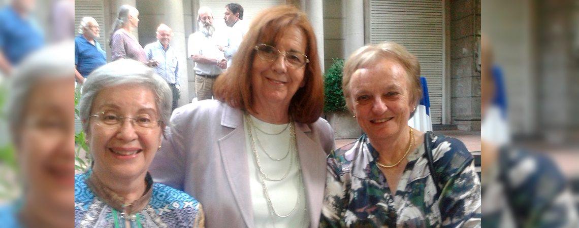 Rosalba Lagos y Mary Kalin son nombradas miembros de número de la Academia Chilena de Ciencias
