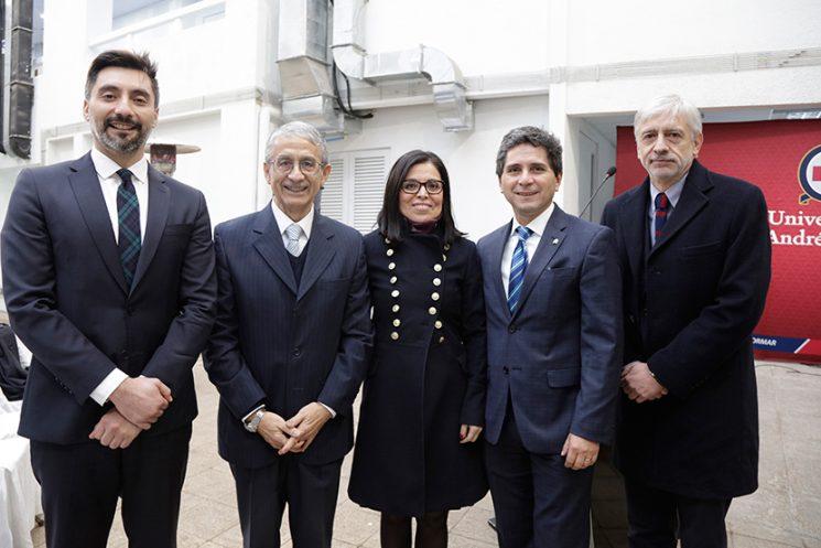 U.Andrés Bello inauguró su nuevo Edificio de Investigación
