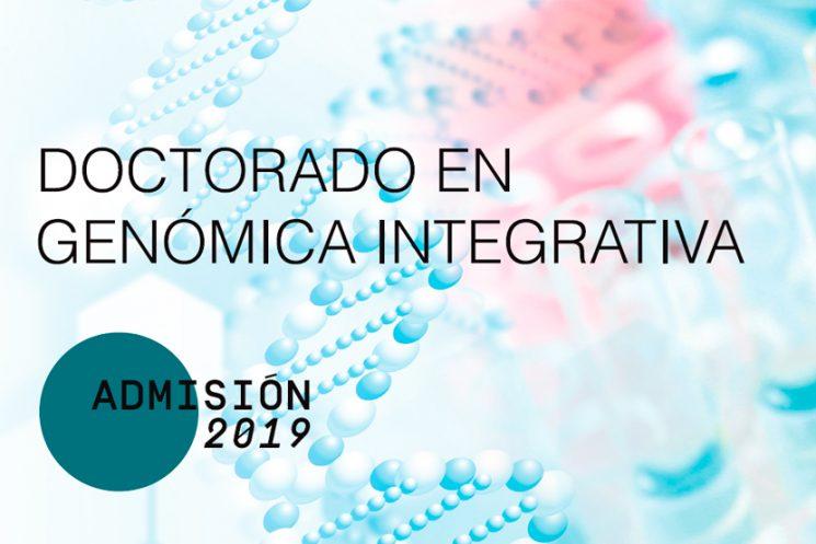 Doctorado en Genómica Integrativa