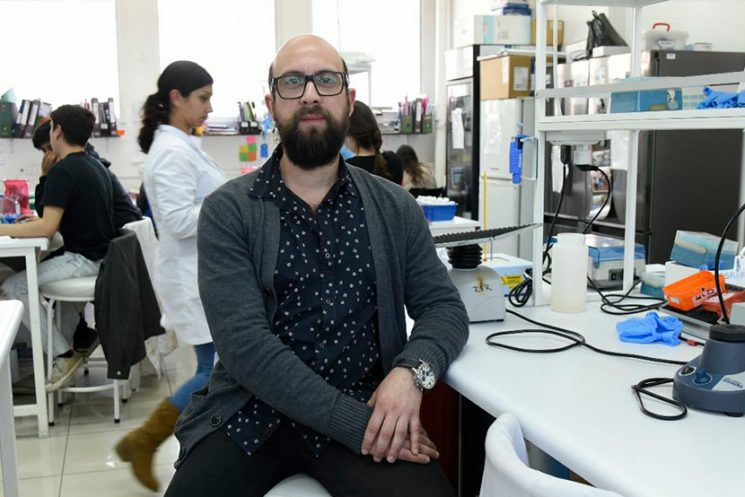 Premio Científico Joven 2018 Dr. Ricardo Soto-Rifo
