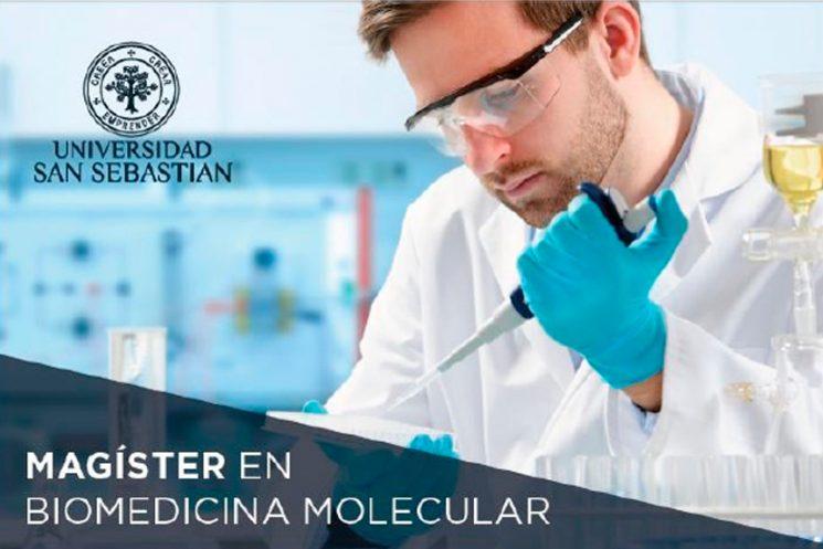 Magíster en Biomedicina Molecular – Proceso de postulación 2019