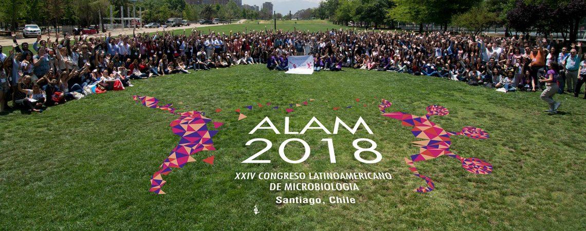 Revisa la Galería fotográfica de ALAM 2018