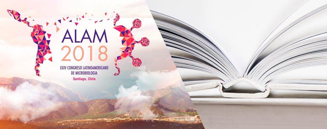 ¡Ya se encuentra disponible el Libro de Resúmenes ALAM 2018!