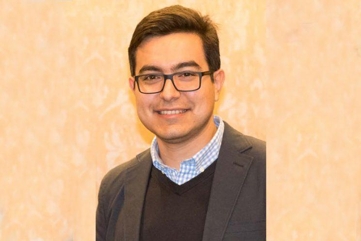 El directorio de la SOMICH se complace en anunciar al ganador de la Mejor Tesis en Microbiología 2018 SOMICH-UBiome: Dr. David A. Montero