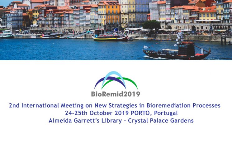 2nd International Meeting of New Stregies for Bioremediation Processes