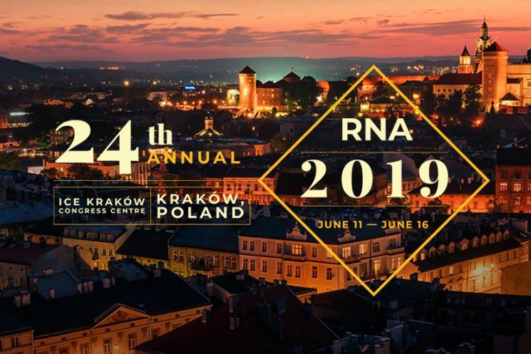 Workshop: 'The tRNA world beyond translation' at RNA2019 in Krakow