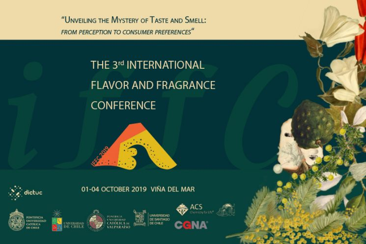 The 3rd International Flavor and Fragrance Conference